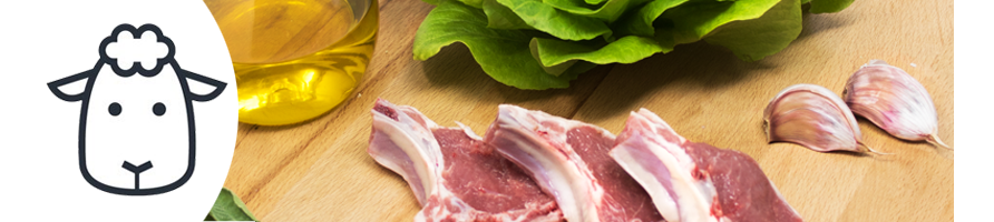 Carne di Ovino selezionata